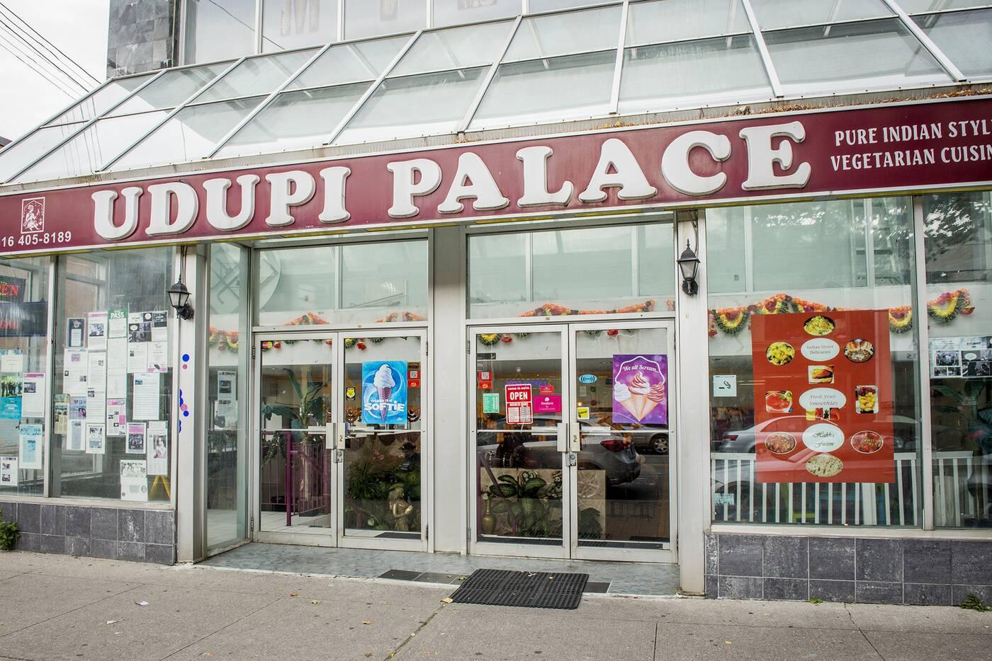 Udupi Palace Toronto
