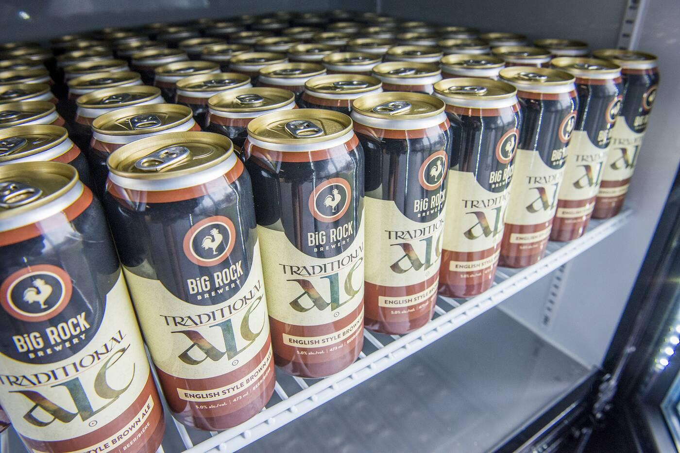 Big Rock Brewery Toronto