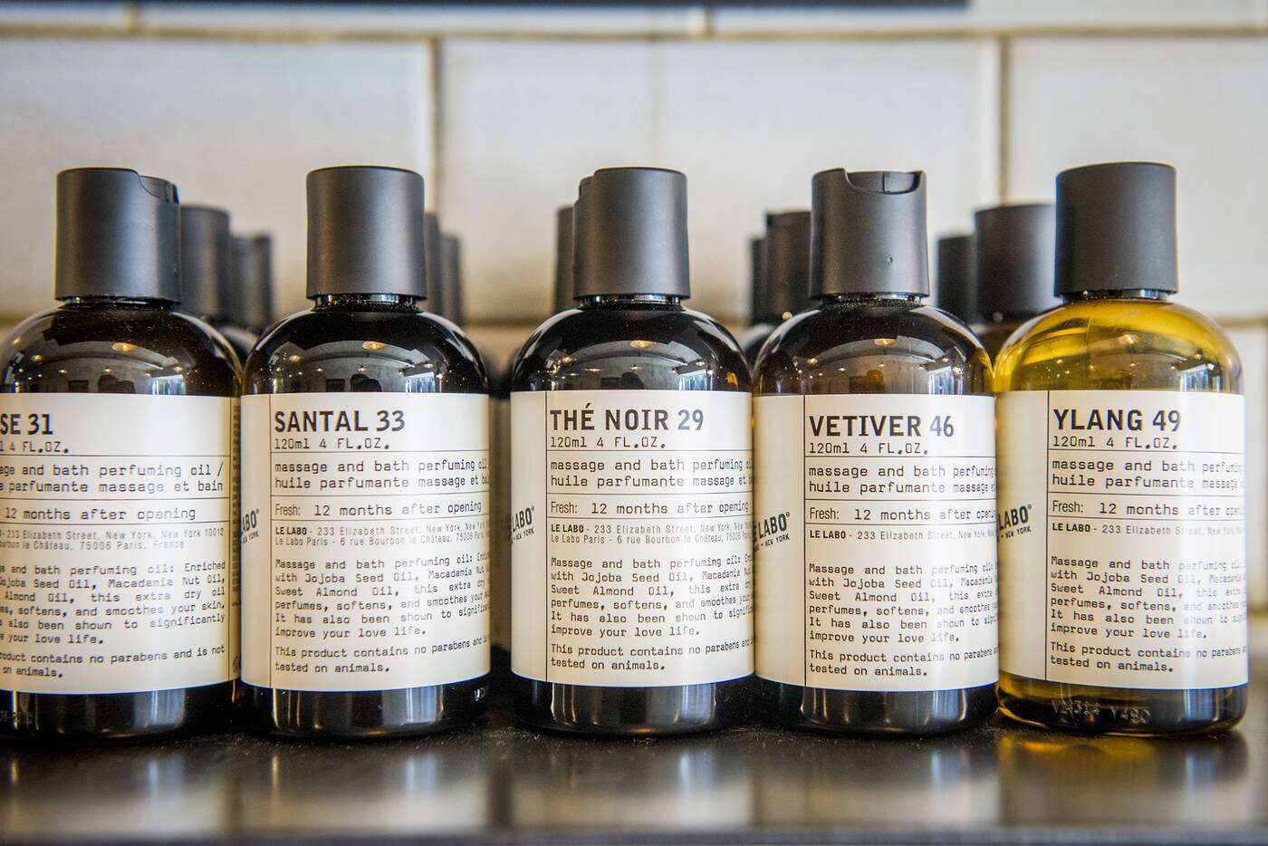 25 restaurant and retail chains that came to toronto in 2017 for Le labo cuisine