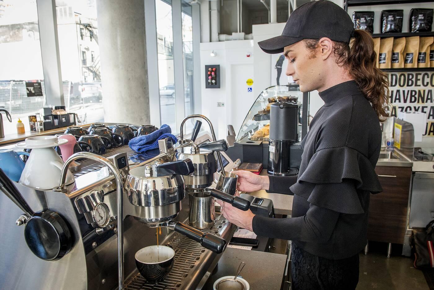 Mast Coffee Toronto