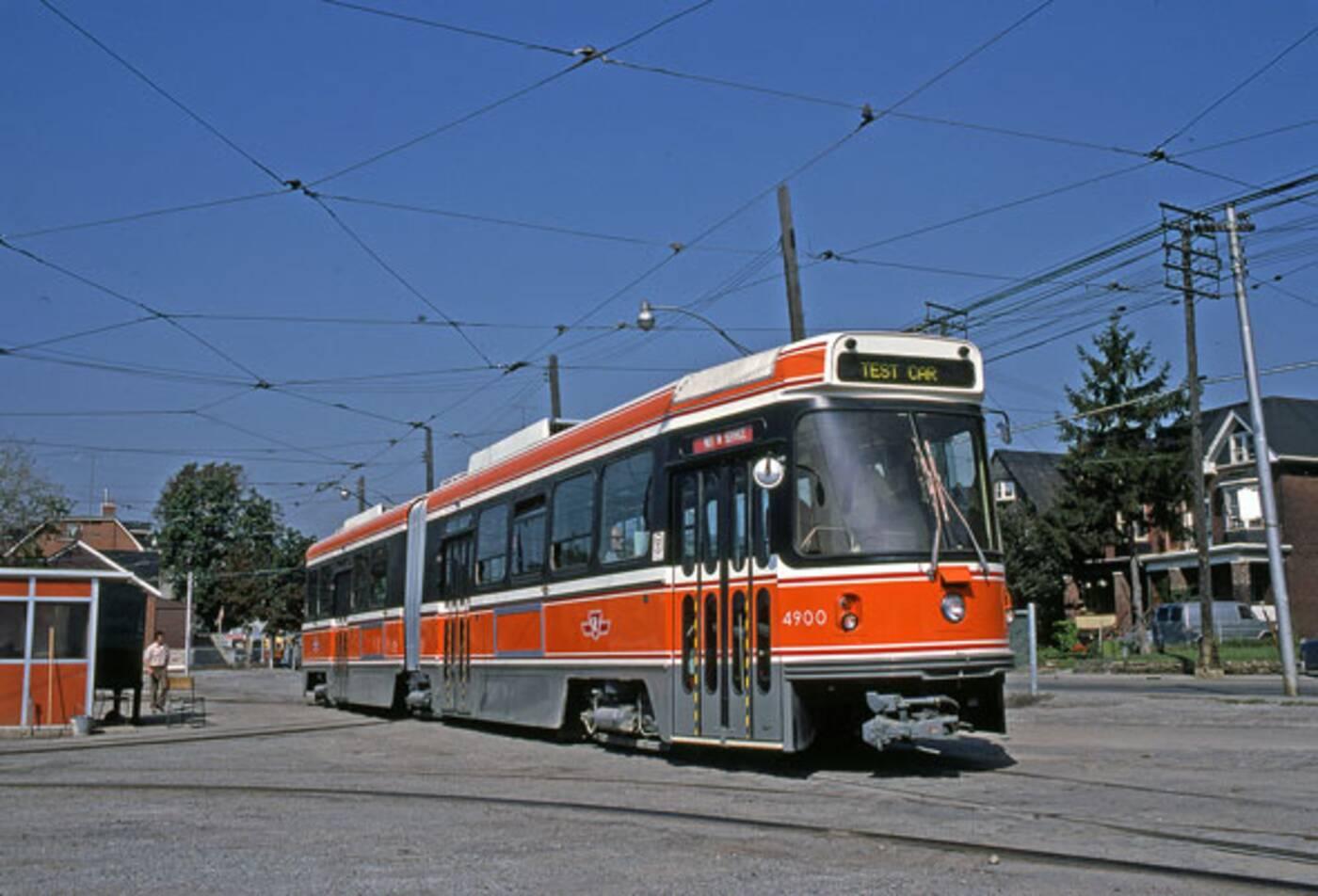 alrv ttc streetcar