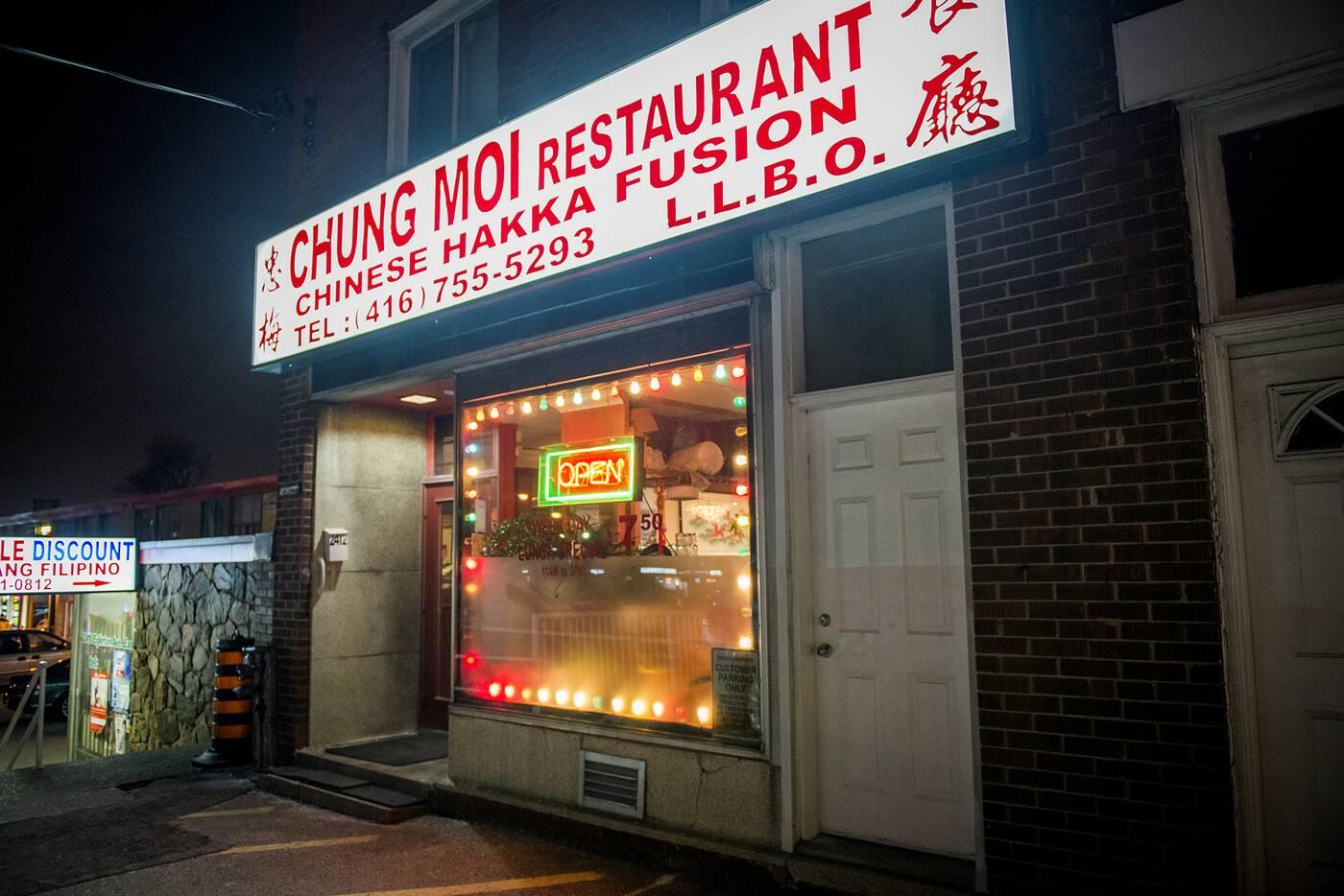 Chung Moi Toronto