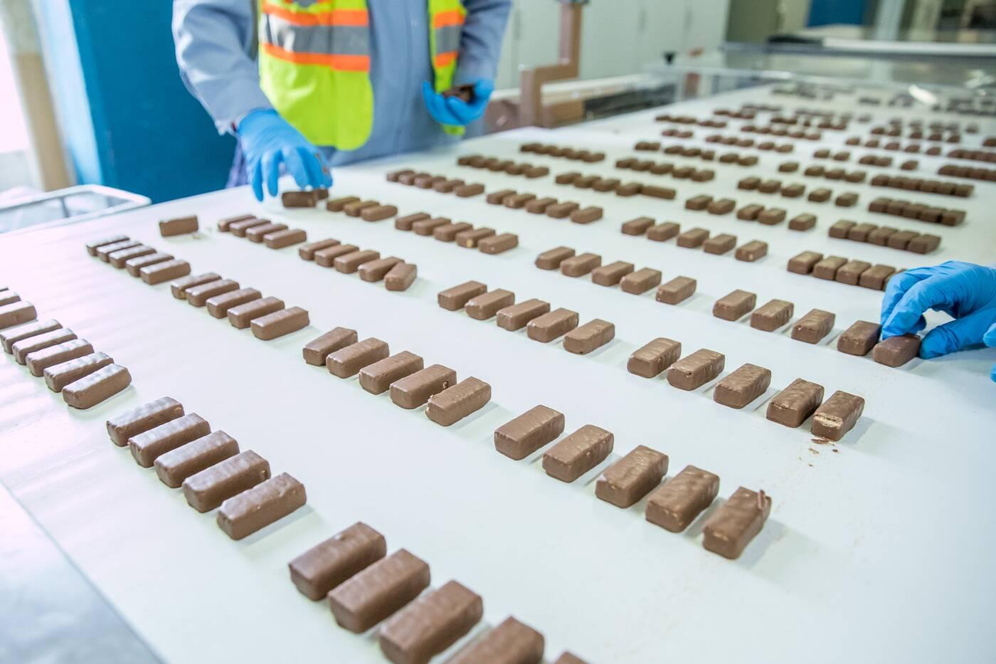 Nestle Factory Toronto