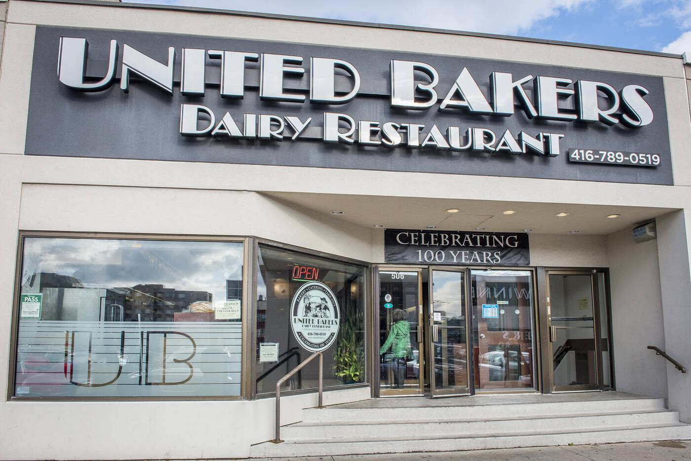 United Bakers Toronto