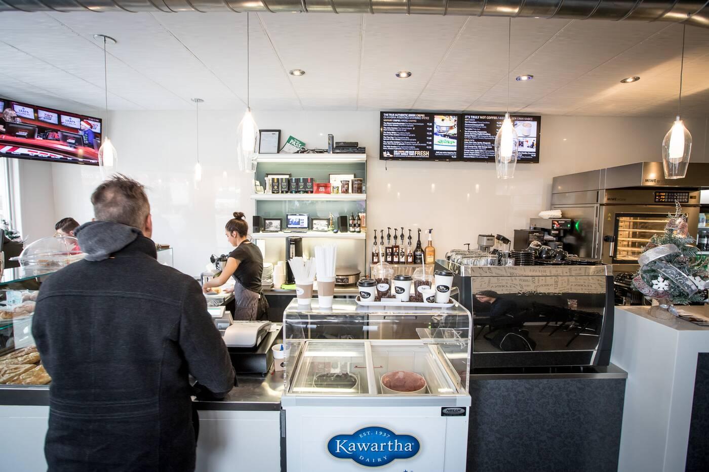 Phyllo Cafe Toronto