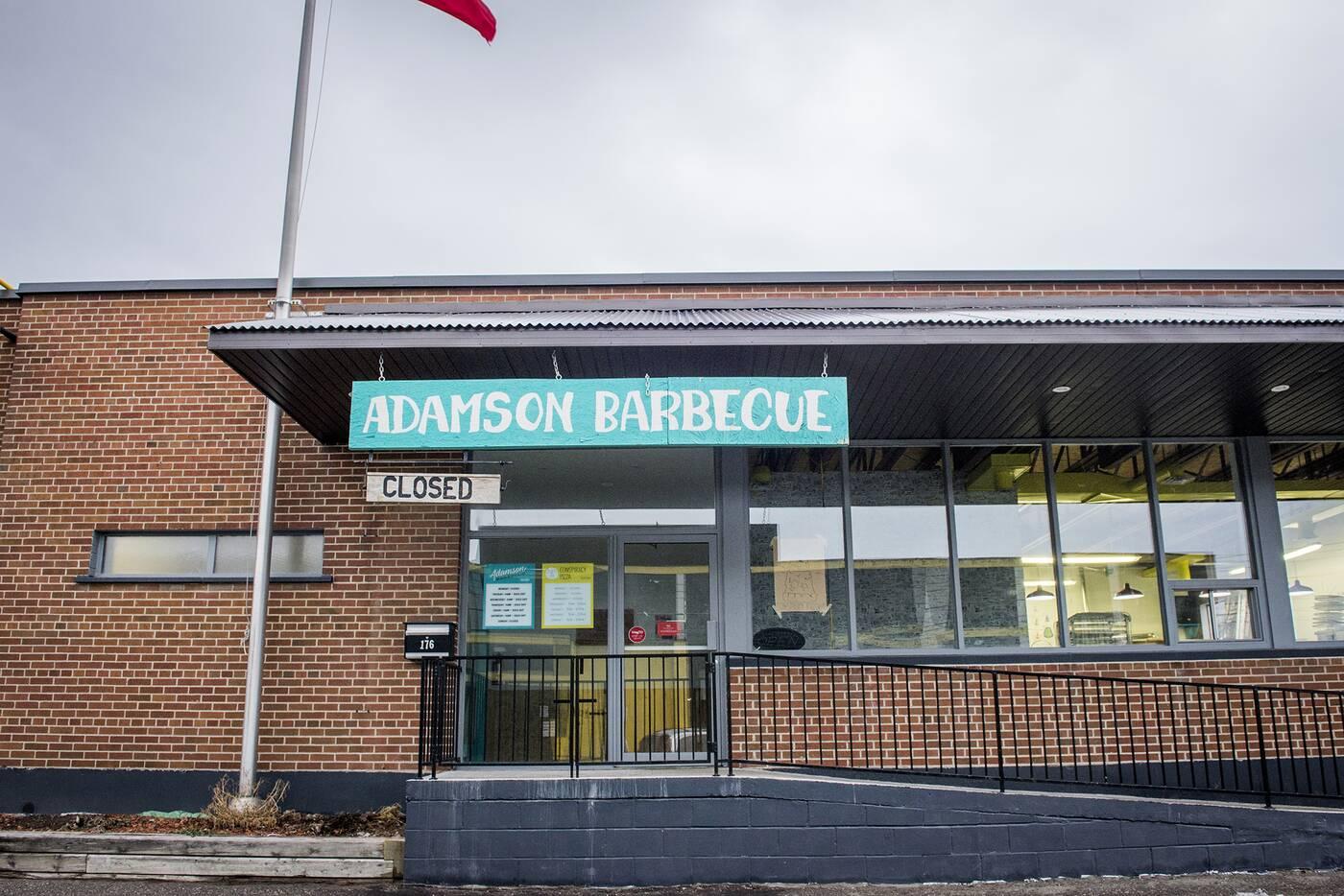 Adamson Bakery Toronto