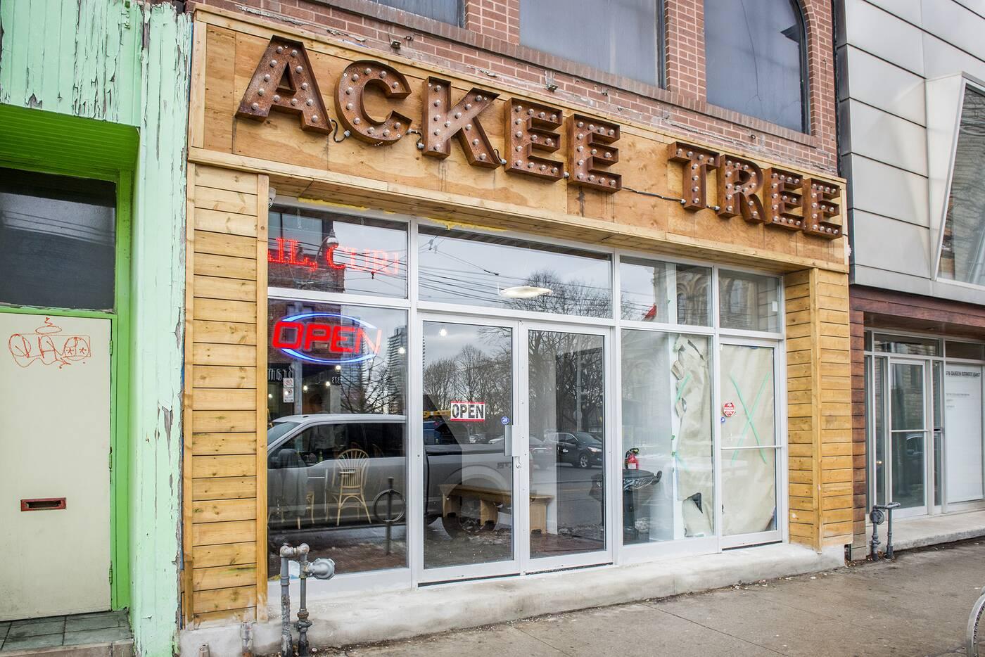 Ackee Tree Toronto