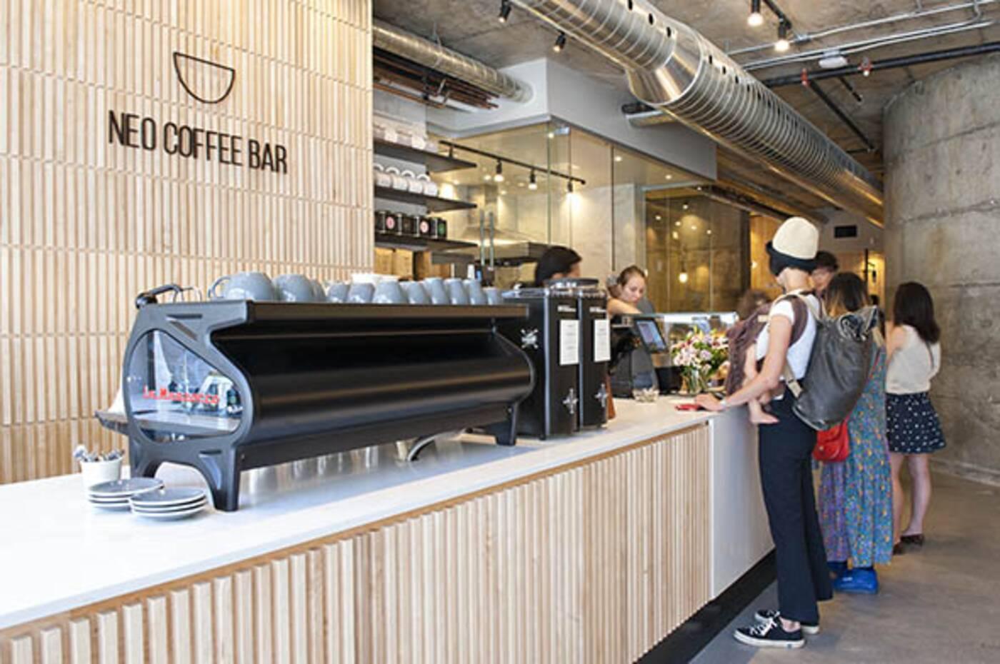 cafes toronto