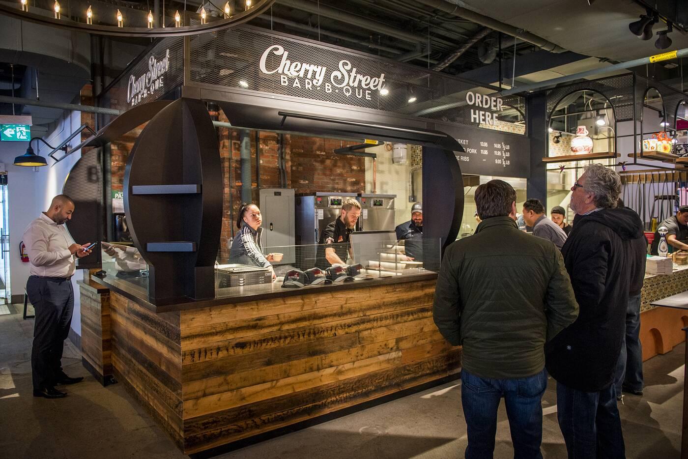 cherry street bar-b-que toronto
