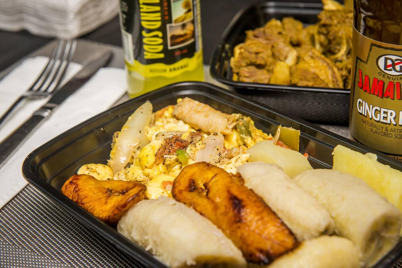 Aunt Elsies Caribbean Kitchen