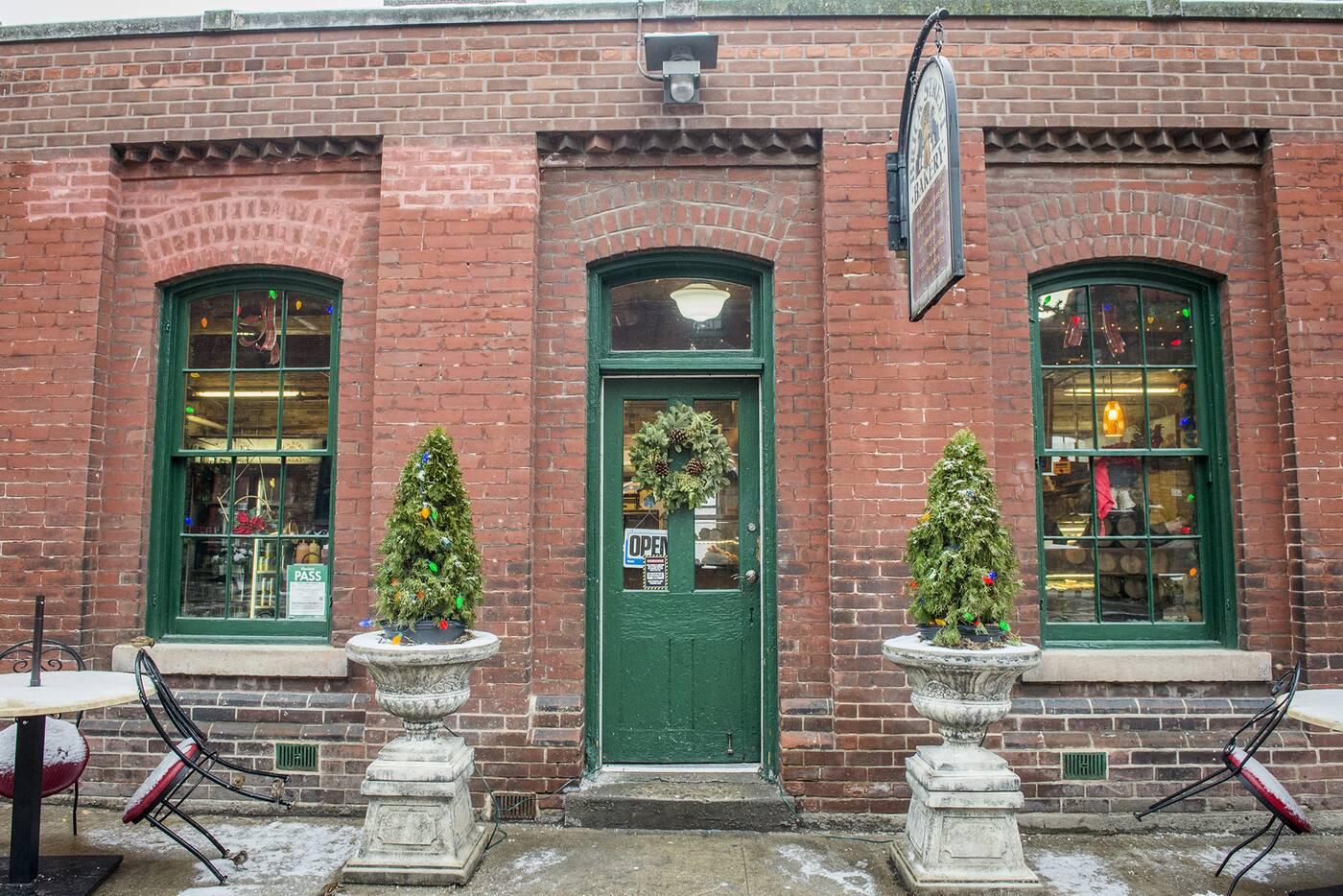 Brick Street Bakery Toronto