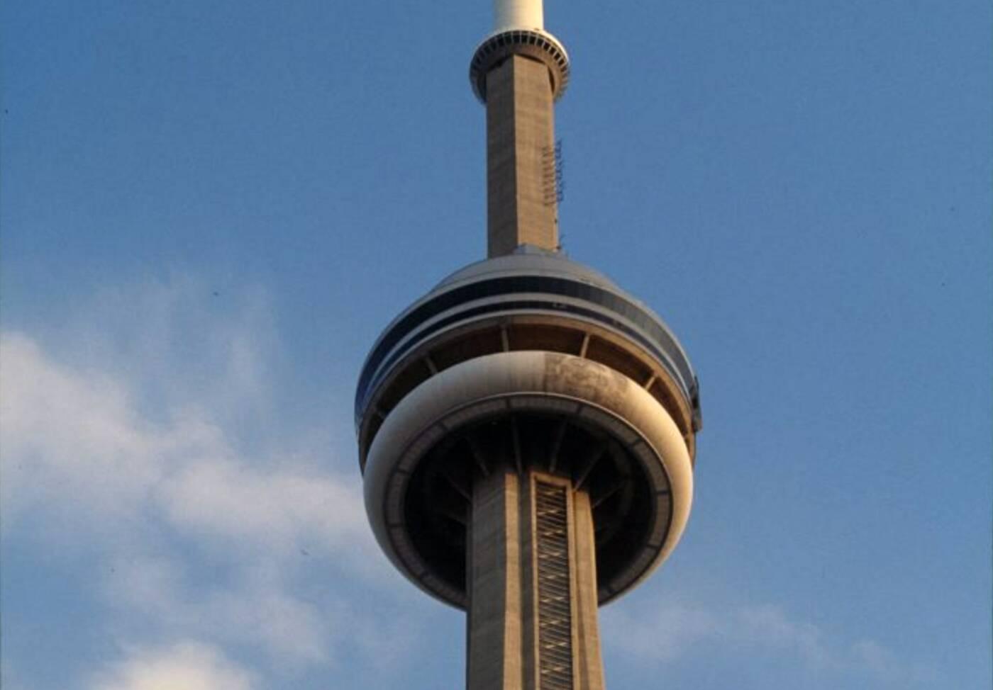 cn tower pepsi logo