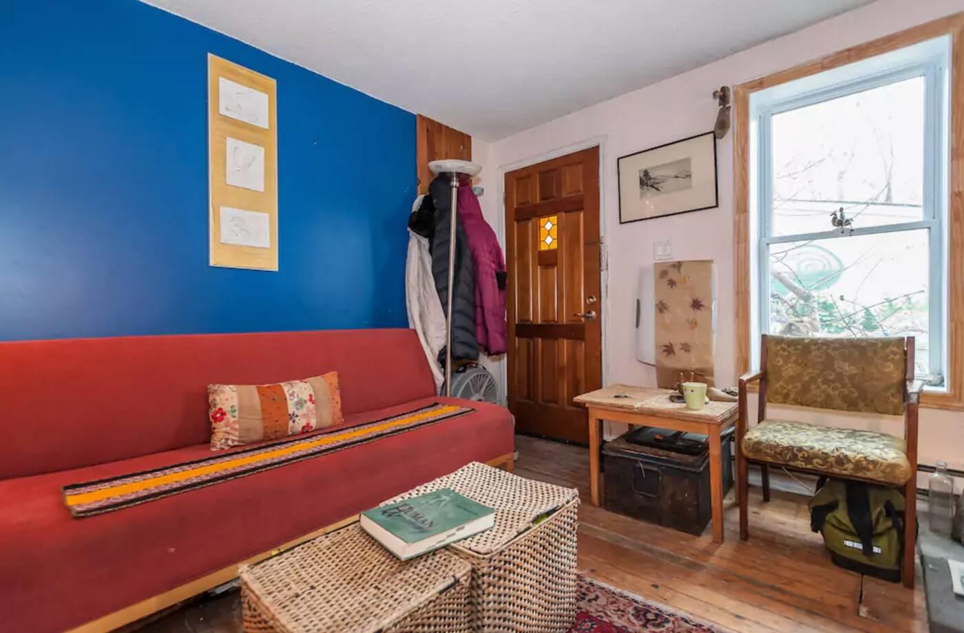 airbnb cottage toronto