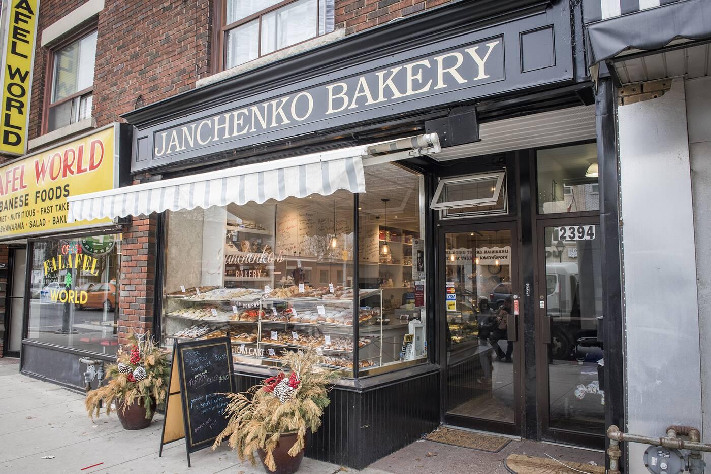Janchenko Bakery Toronto