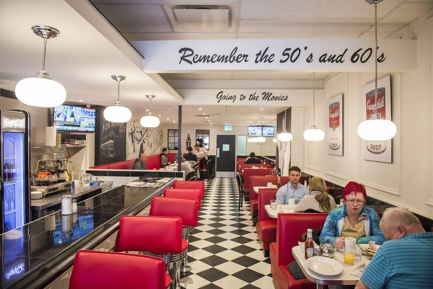 oldest diners toronto