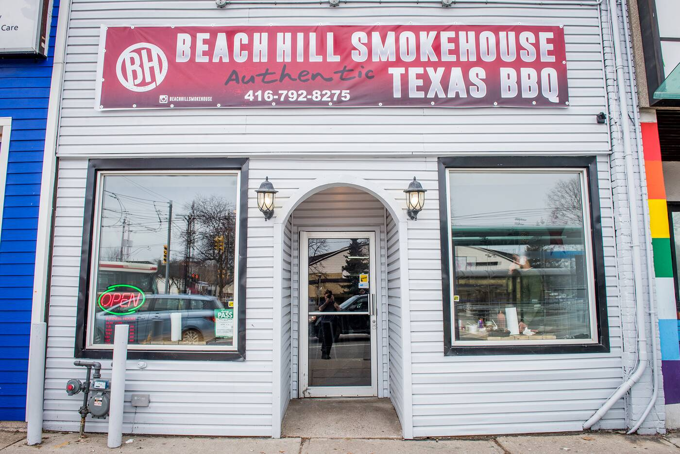 beach hill smokehouse toronto