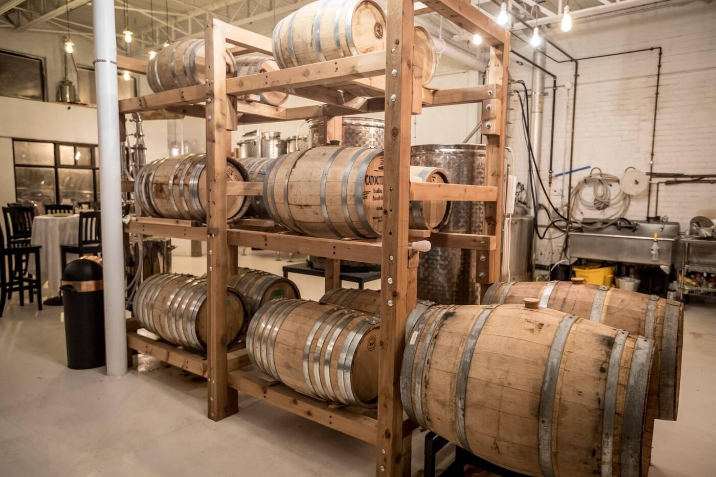 Nickel 9 Distillery