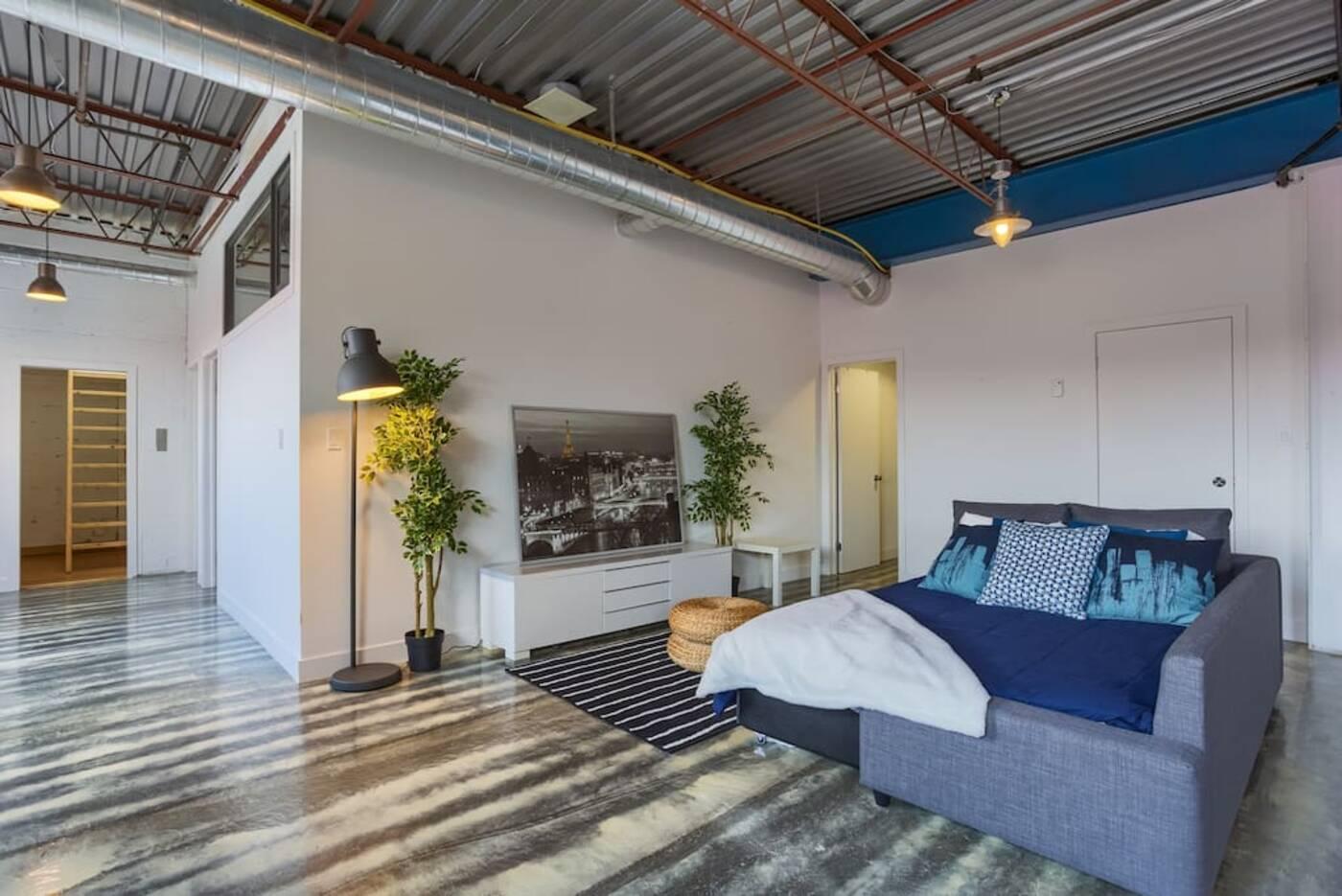 Studio Loft Apartment For Rent Toronto