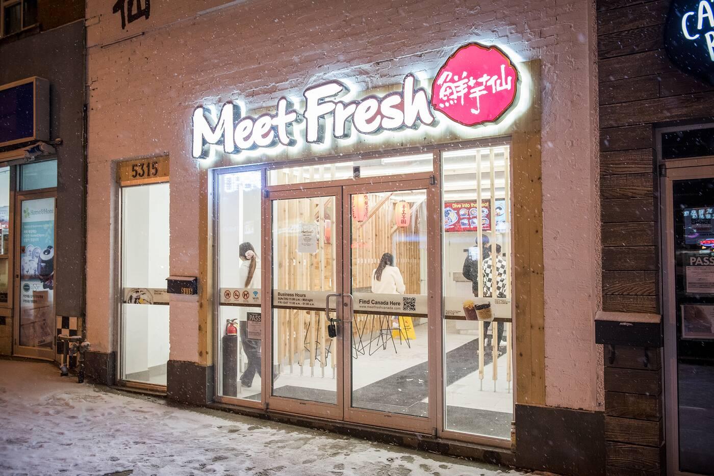 Meet Fresh Toronto
