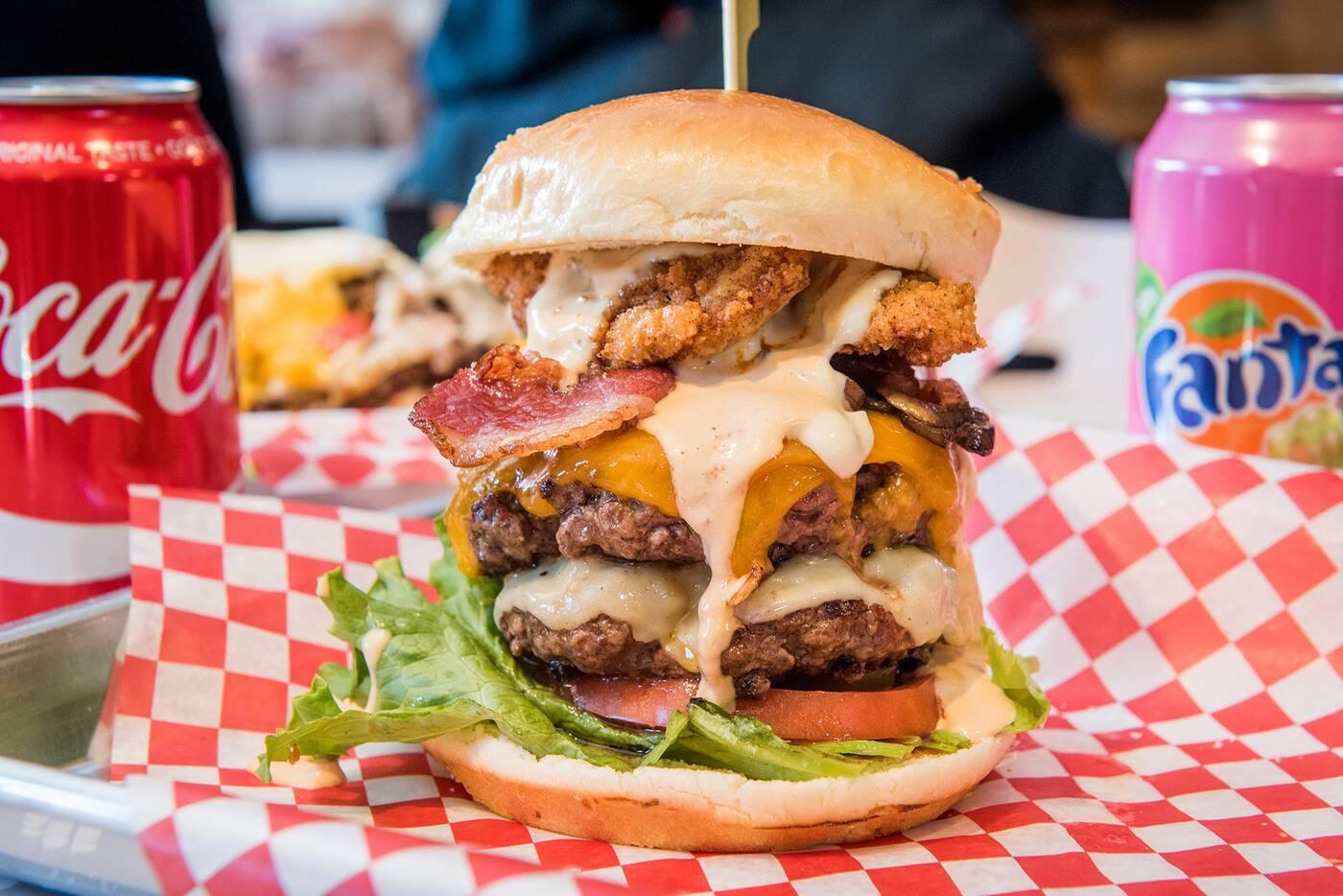 Ozzys Burgers Toronto