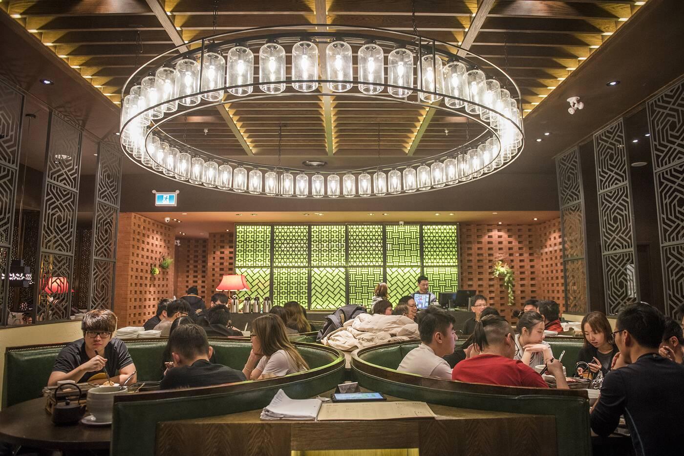 green tea restaurant blogto toronto
