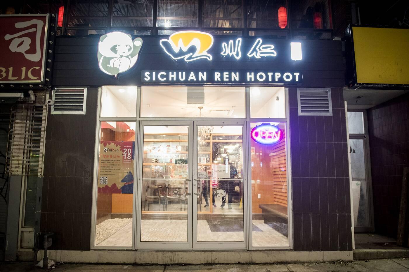 Sichuan Ren toronto