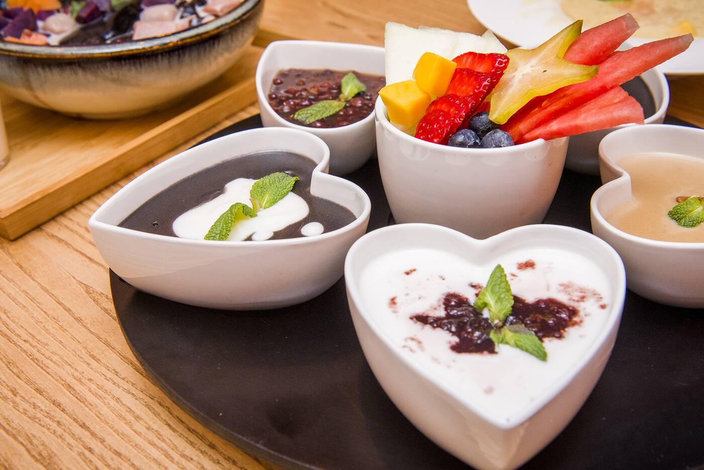 luscious desserts toronto