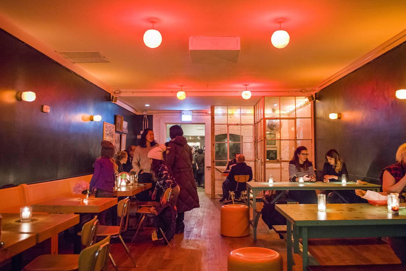 open house bar toronto