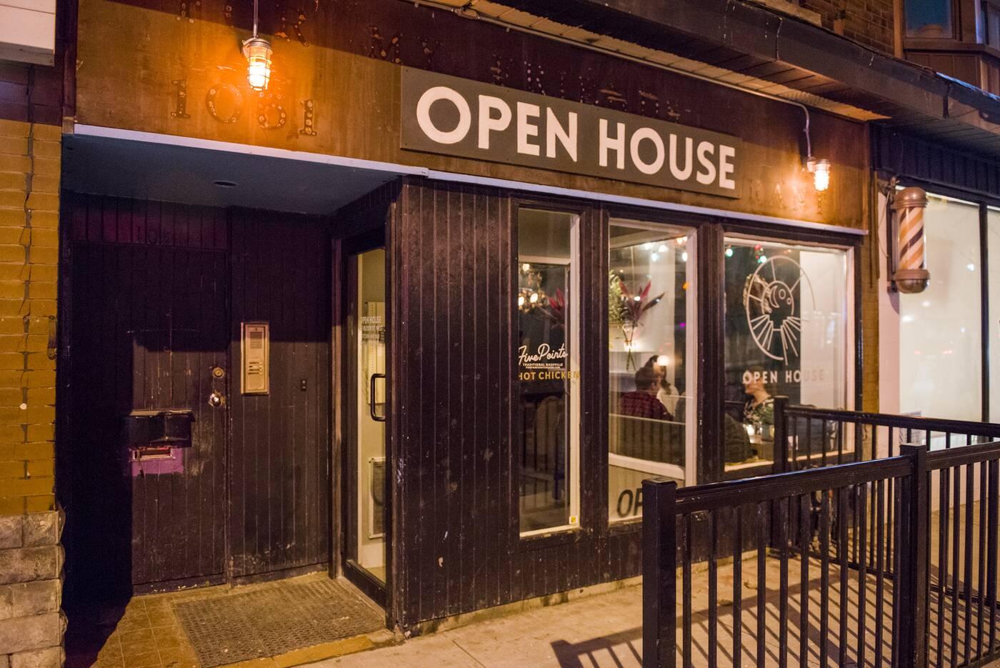 Open House Five Points Toronto