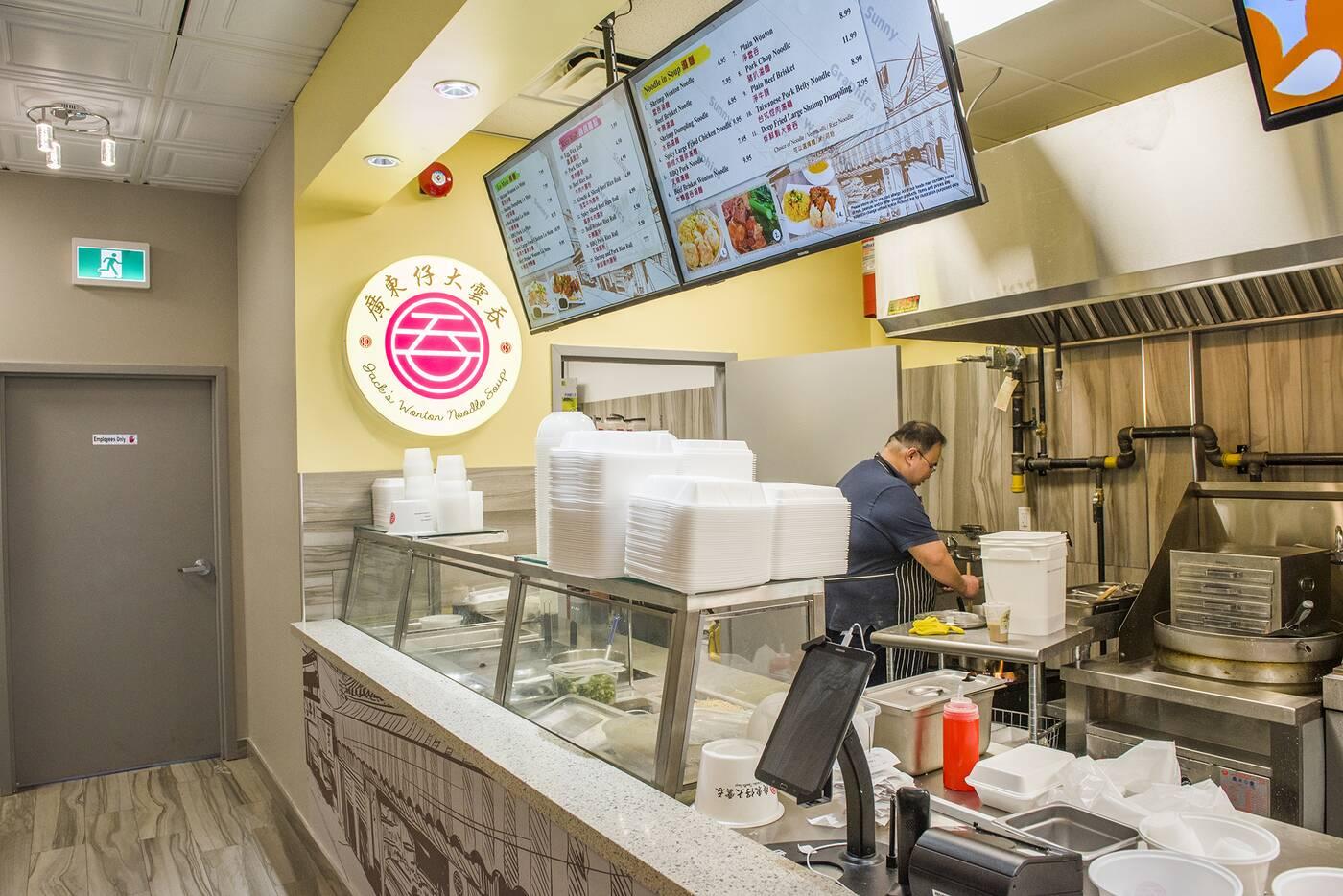 mega street food complex toronto