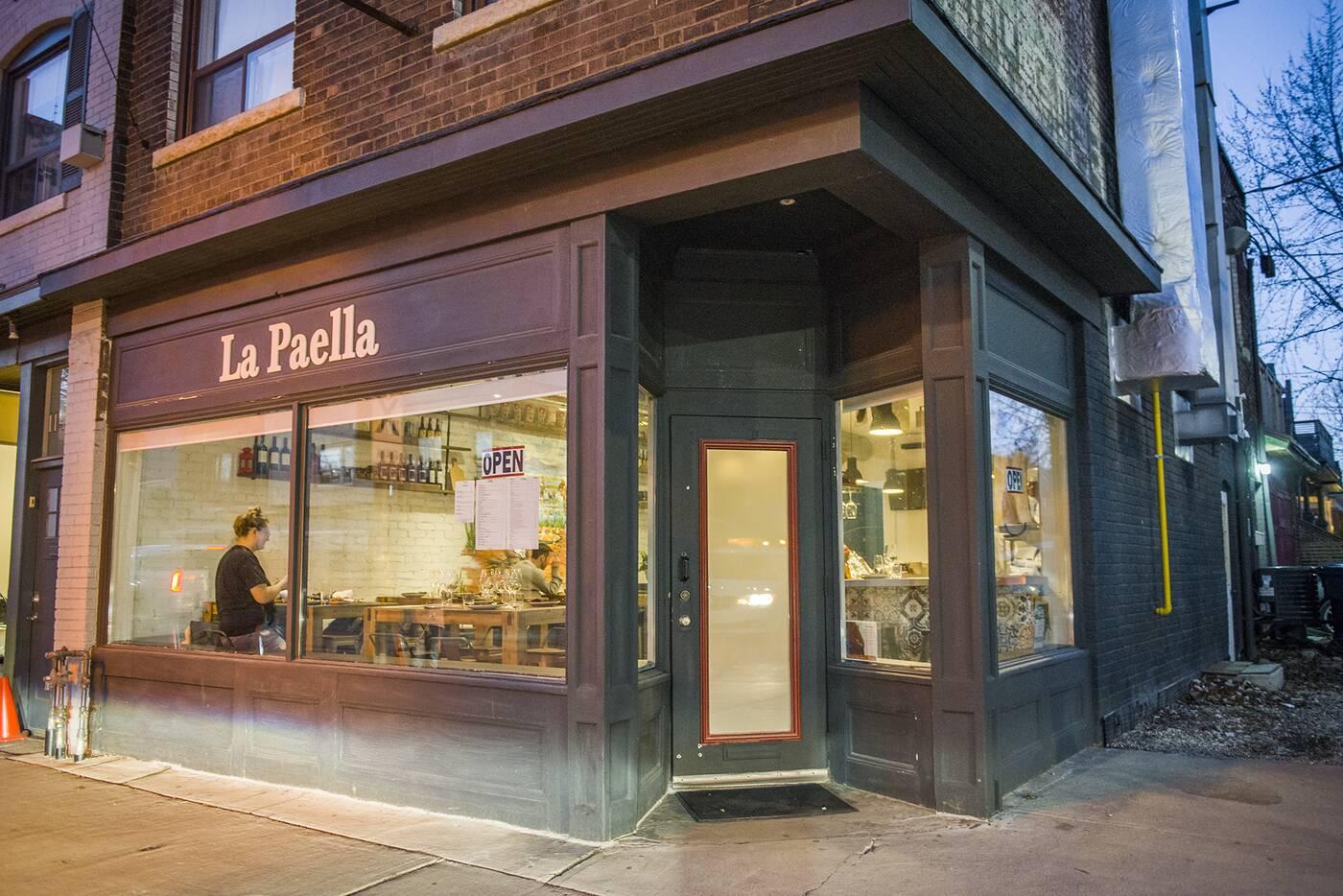 La Paella Toronto