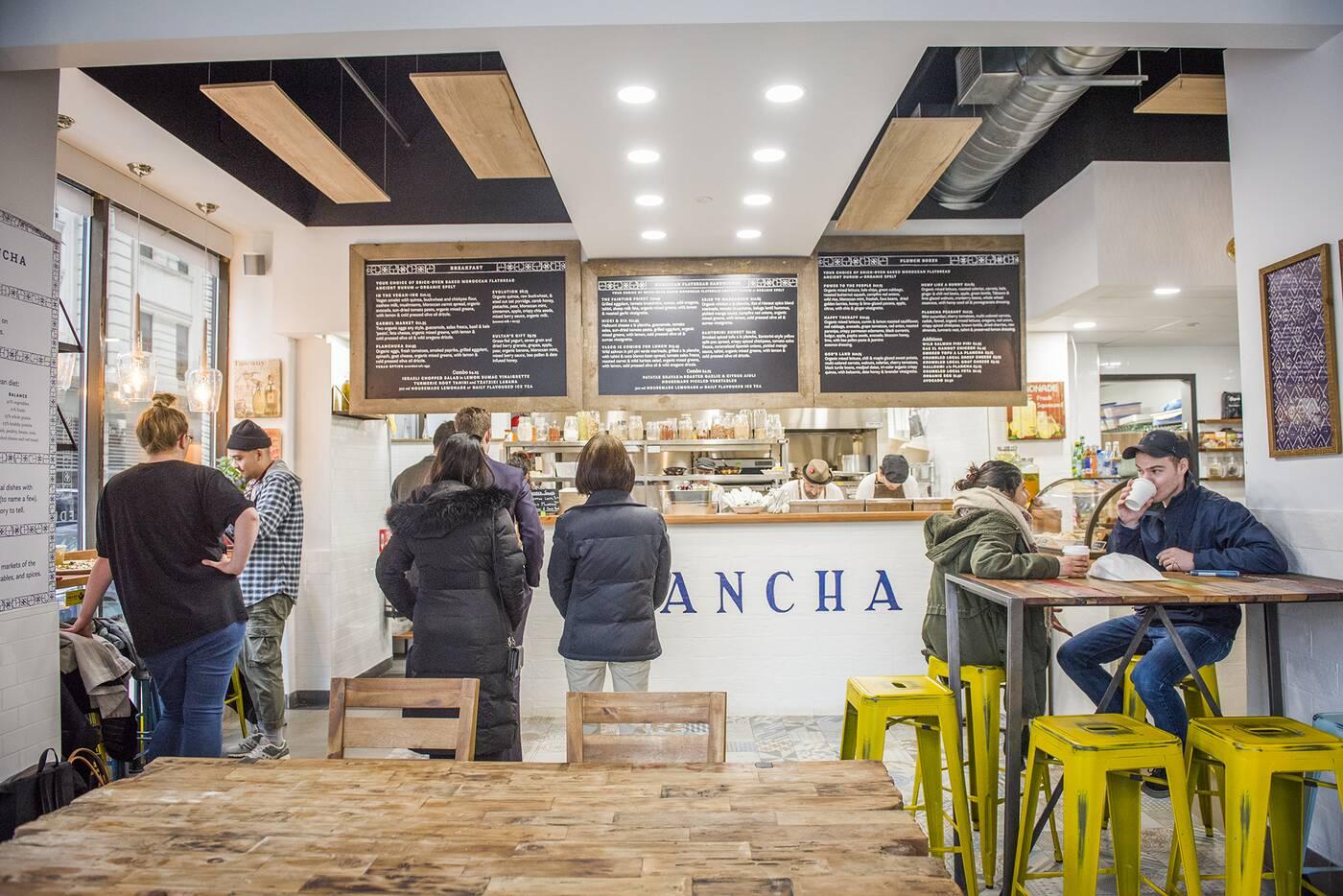 Plancha Toronto