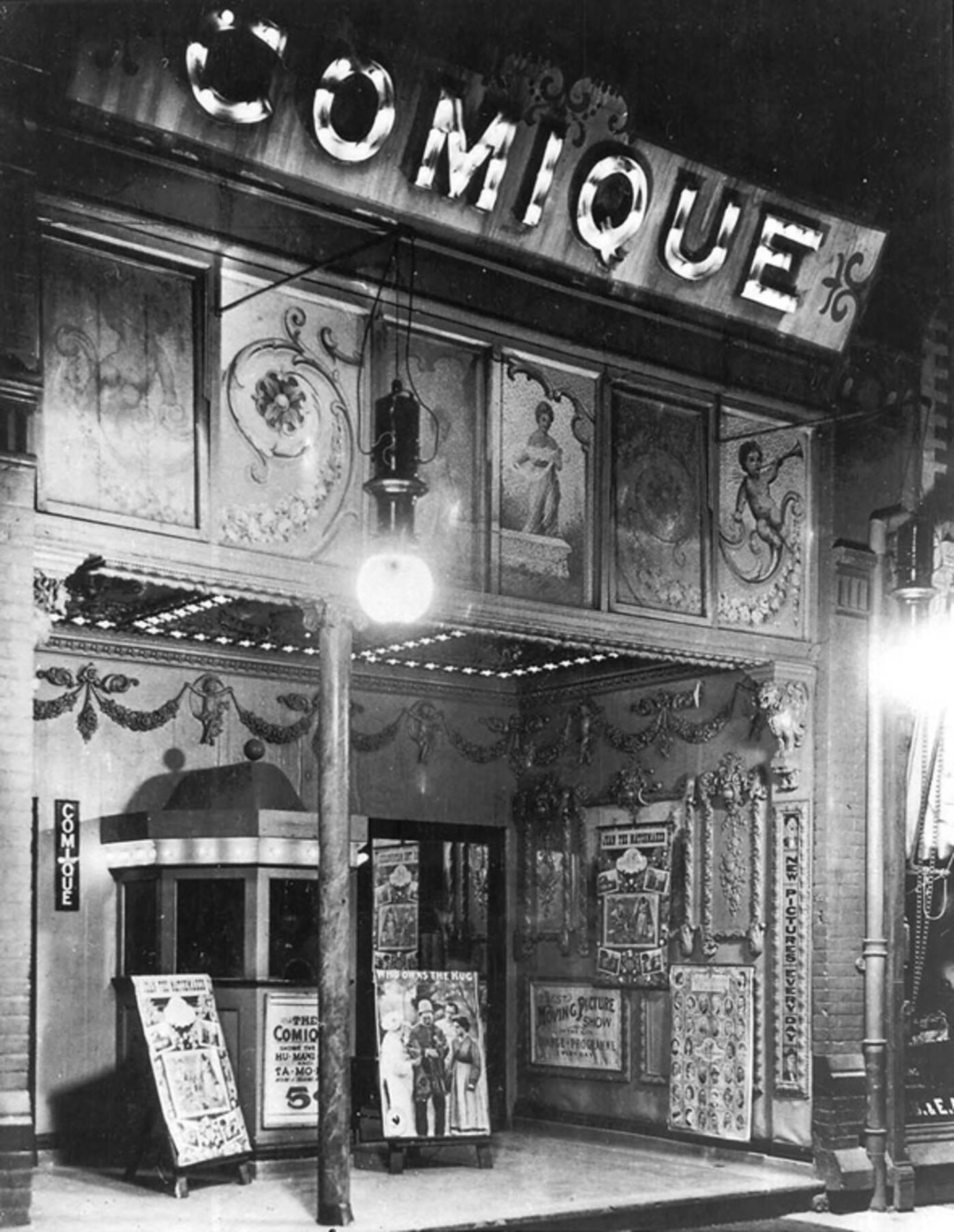 comique theatre toronto