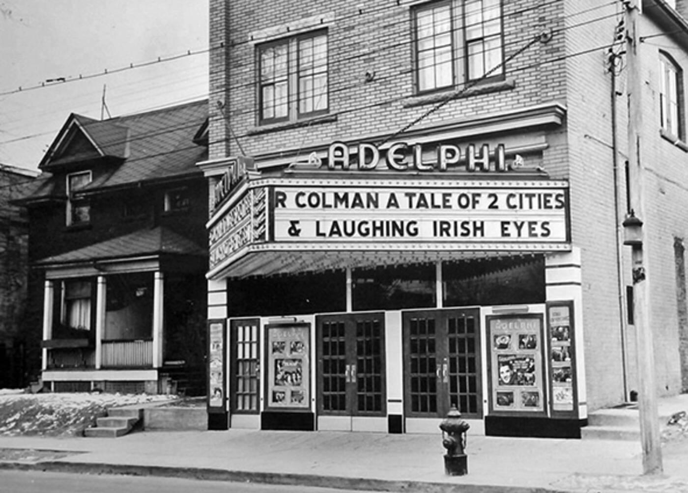 Adelphi Theatre Toronto