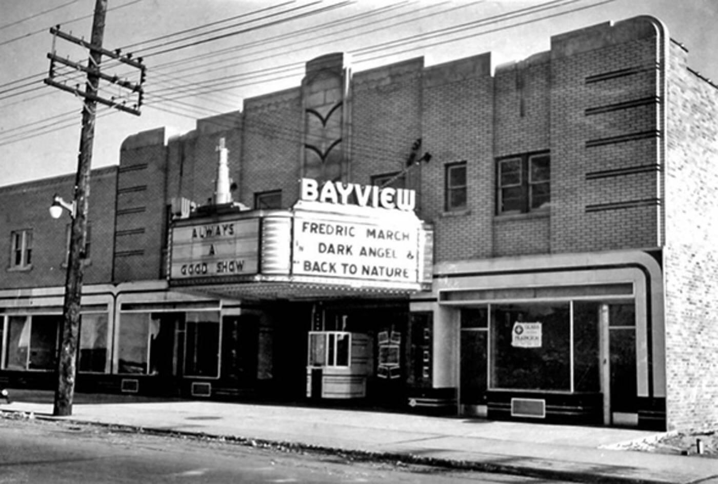 Bayview Theatre Toronto