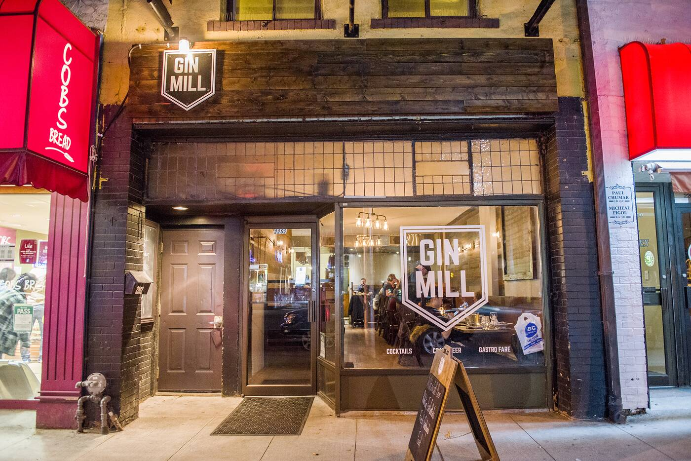Gin Mill Toronto