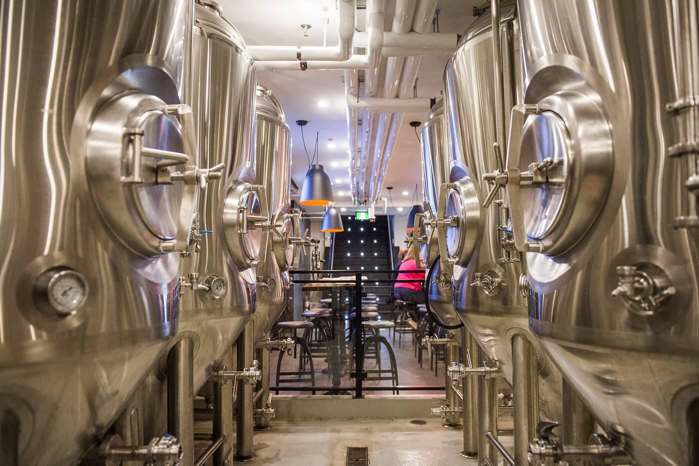 Six Brewing Toronto