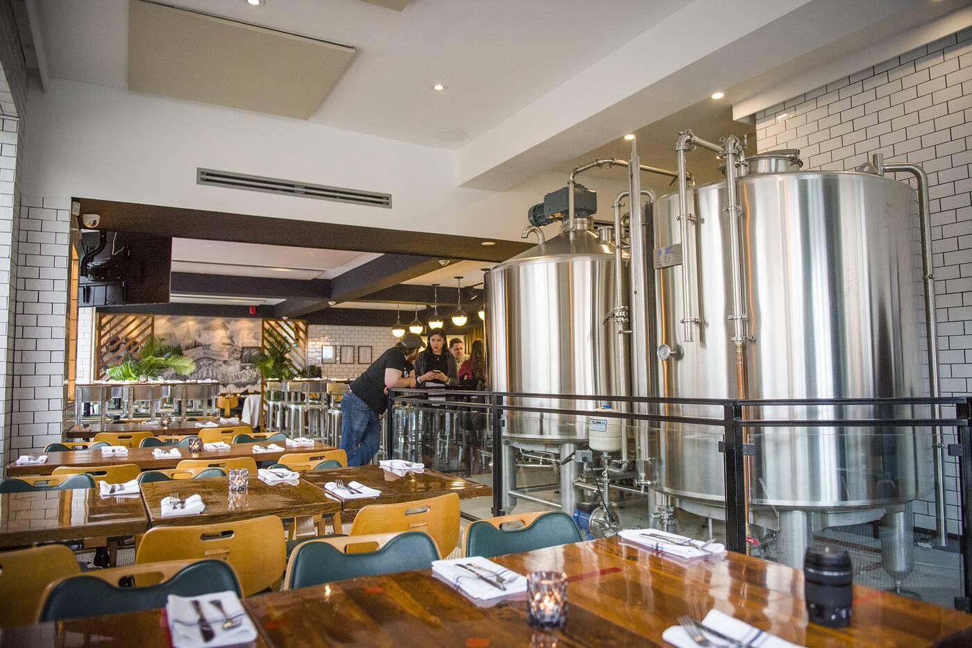 Six Brewing Co Toronto