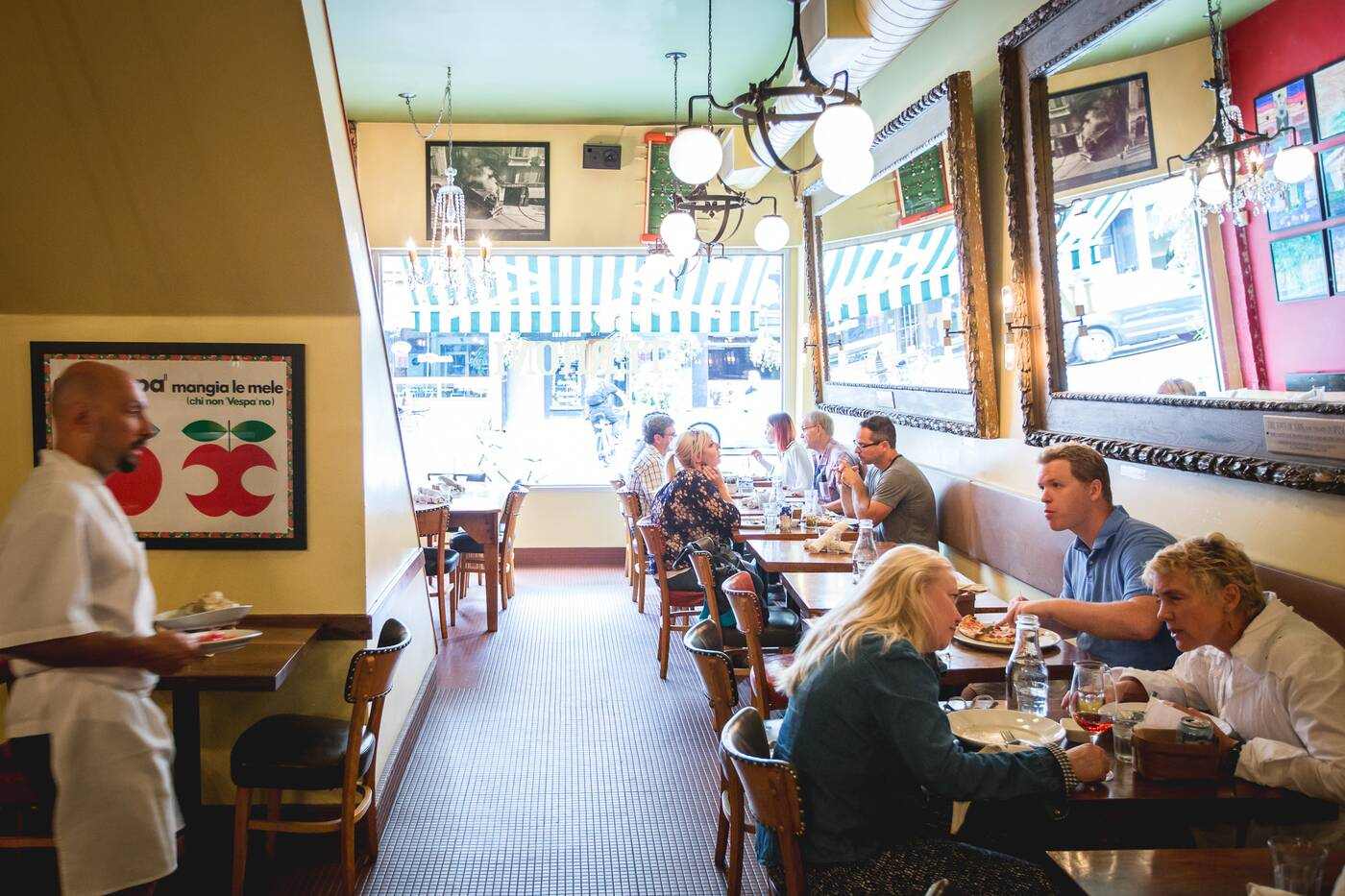 Terroni Is Among The Most Famous Names In Local Italian Restaurant Scene Photo By Jesse Milns