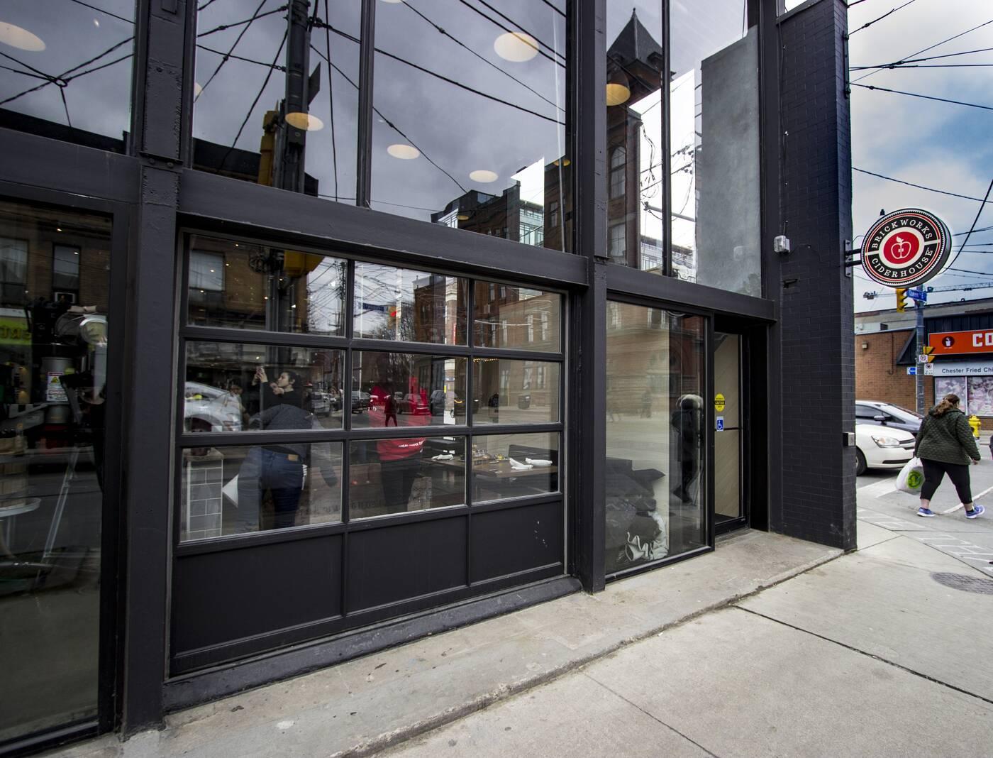 Brickworks Ciderhouse Toronto