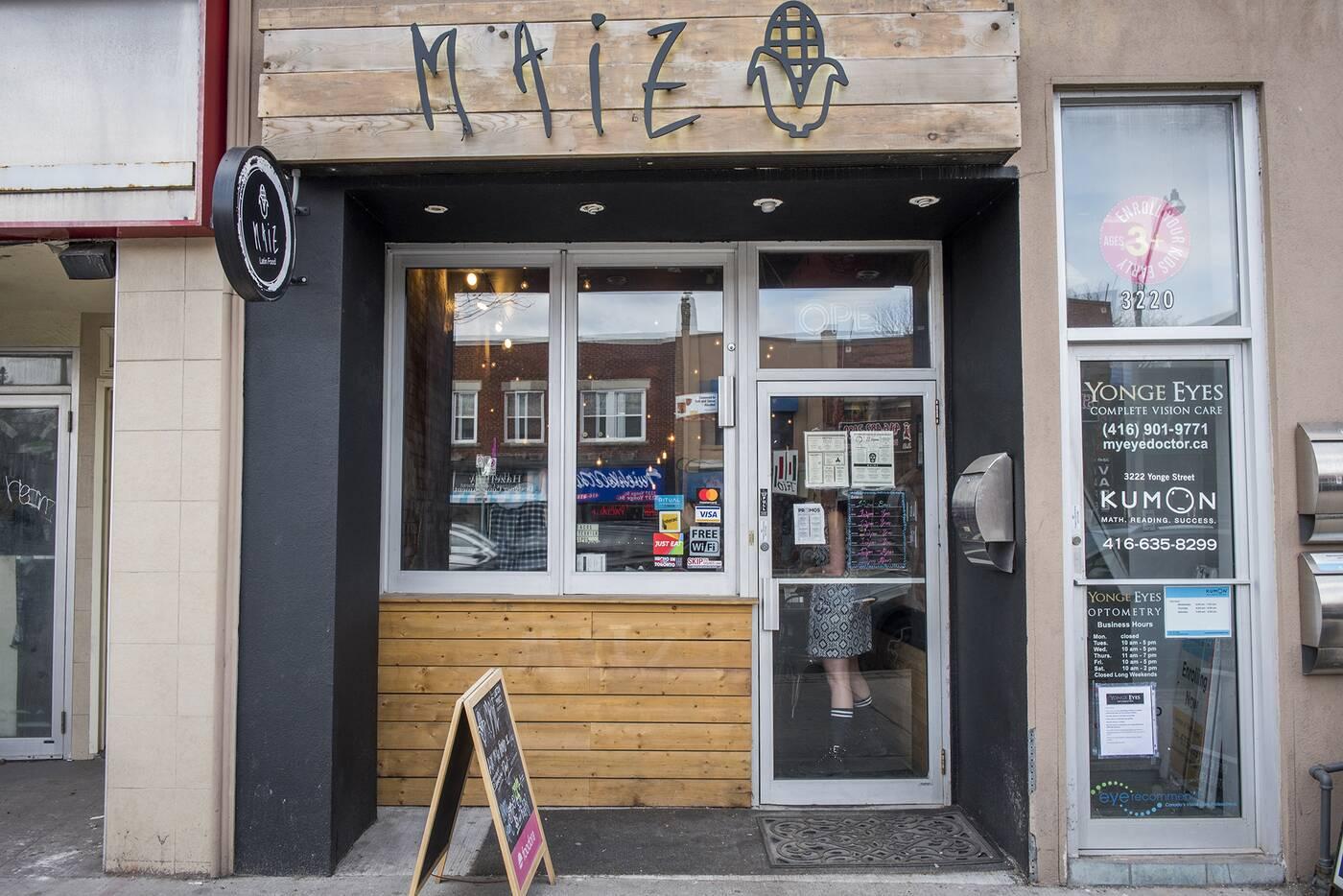 Maiz Toronto