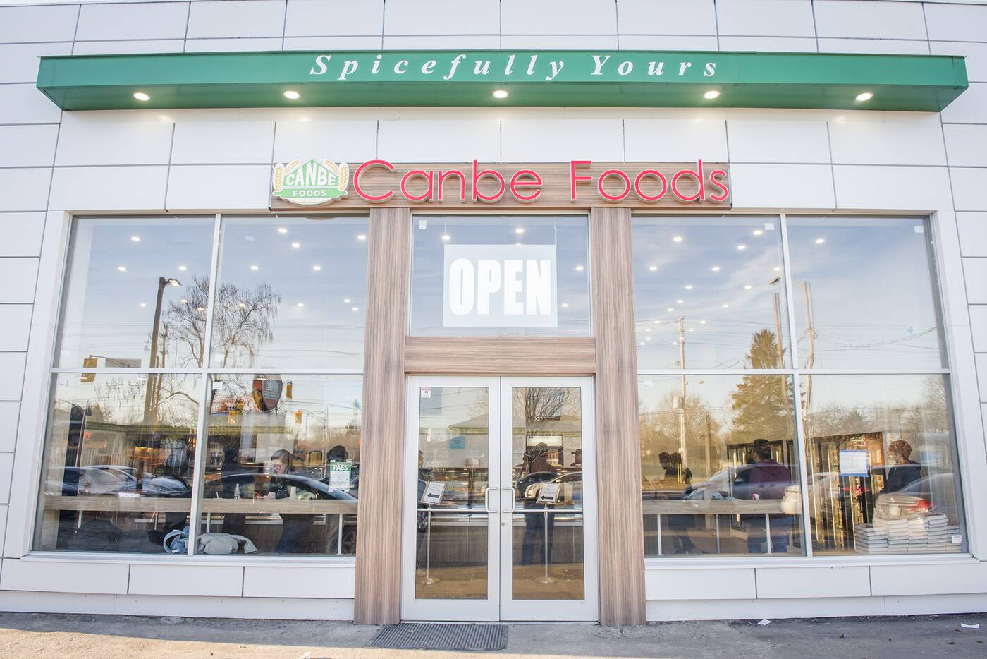 Canbe Foods Toronto