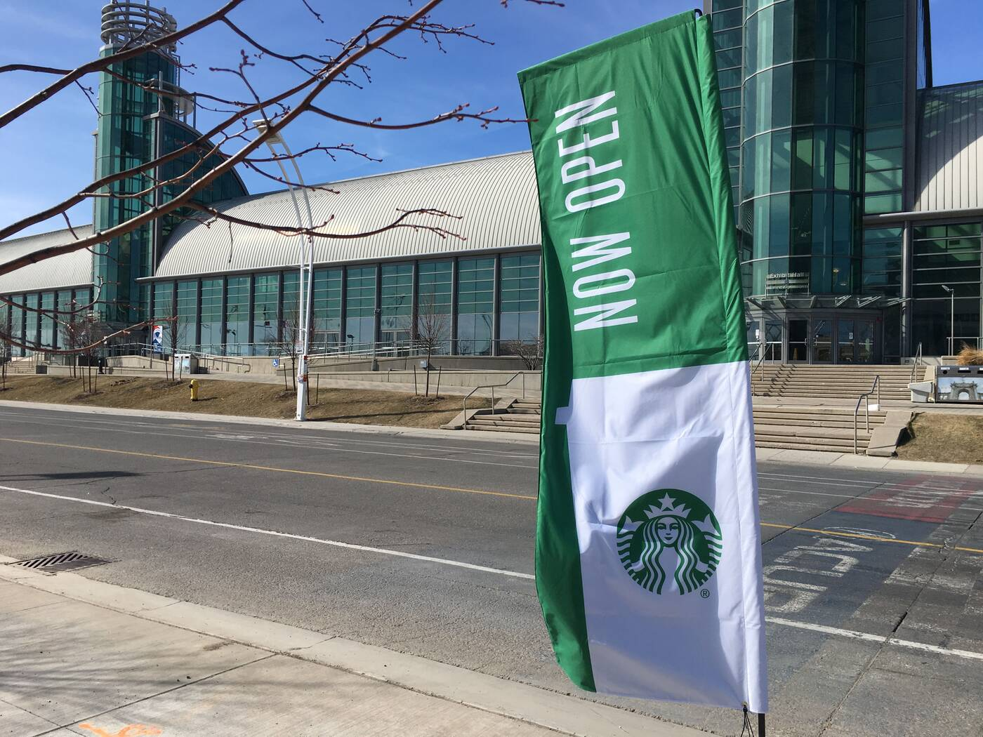 Starbucks Exhibition Place