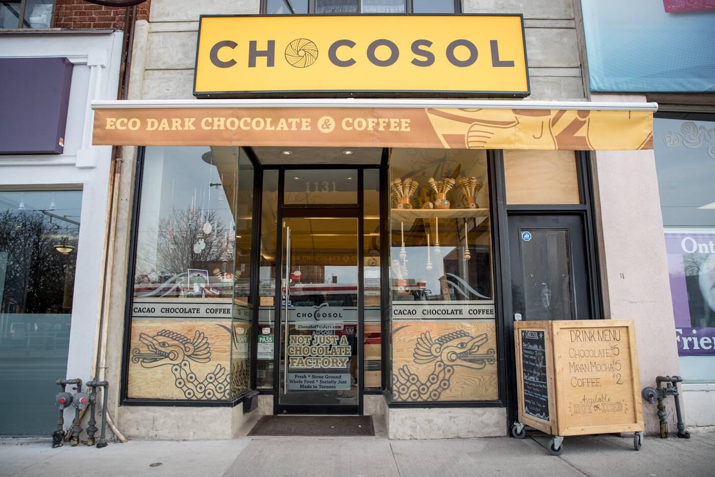 Chocosol Toronto