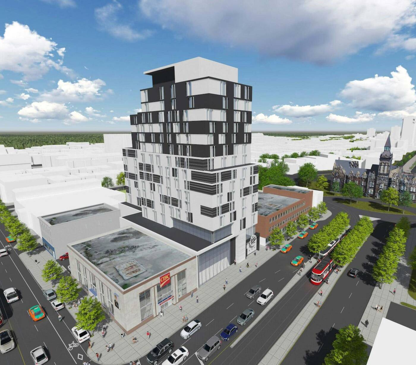 Historic Toronto Music Venue Will Be Part Of New Apartment