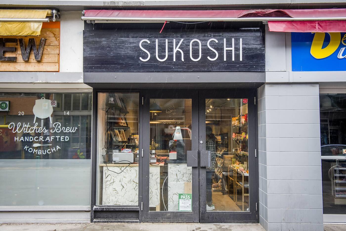 sukoshi mart toronto