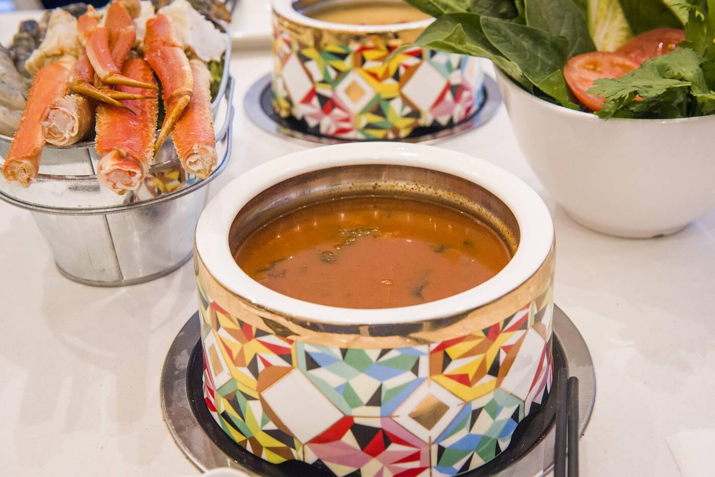 Jadore hot pot