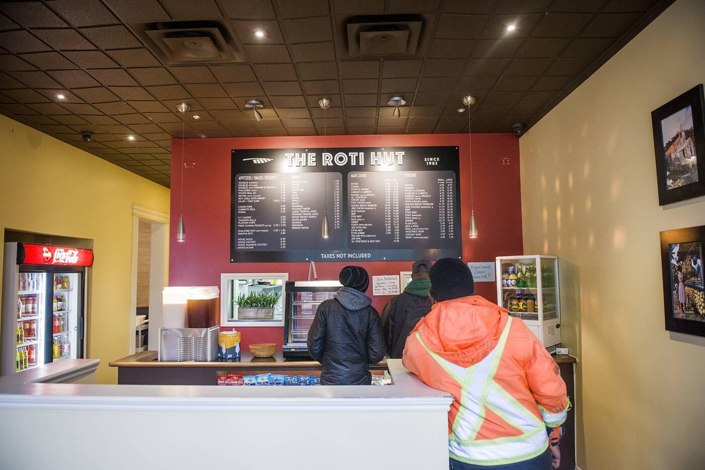 Roti Hut Toronto