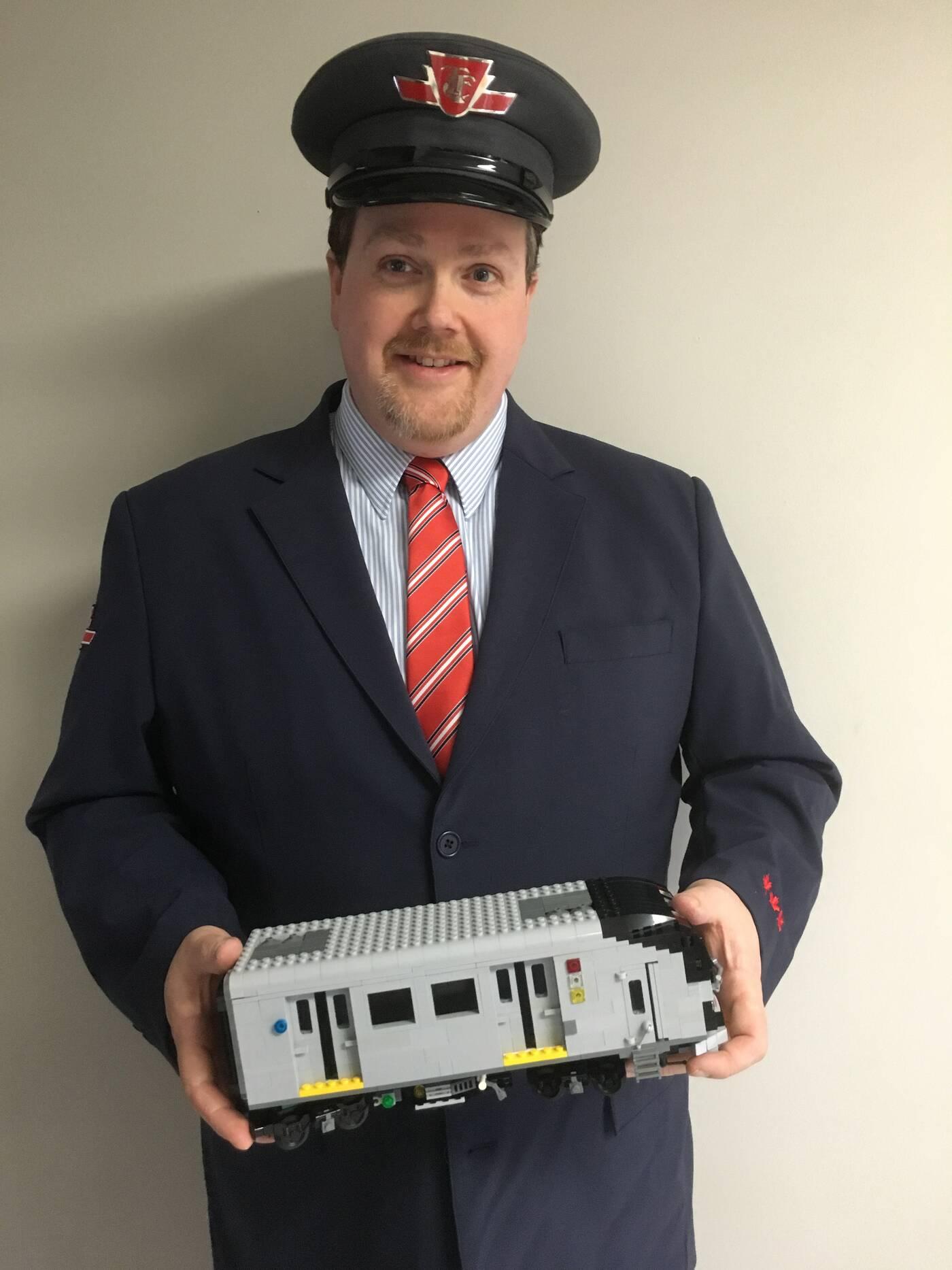 TTC lego train