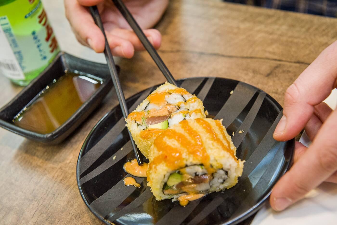 Hana Sushi Toronto